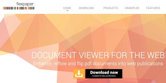 flexpaper documents