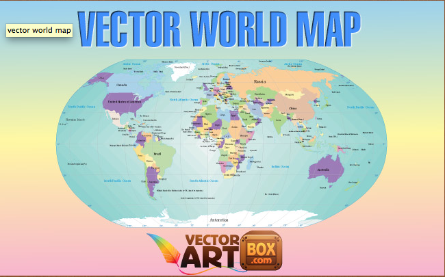 Vector world map free website tools vector world map gumiabroncs Gallery
