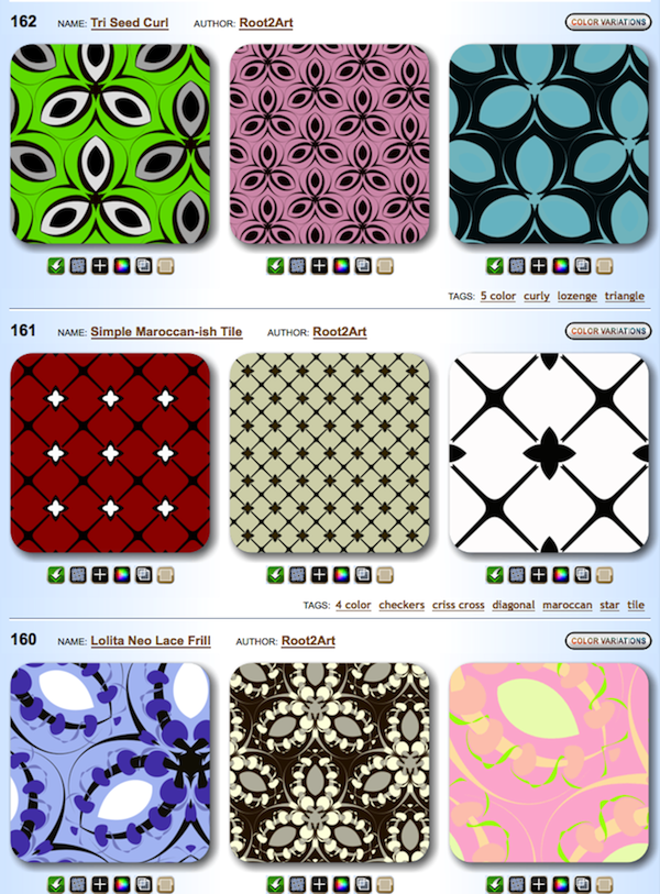 Background Designs For Projects Seamless Pattern Backg...